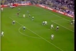عیدی روز مادریدیستاها: رئال مادرید_سوسیداد 1996/97; با دم شیر بازی نکن!