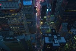 هیچ شهری رو نمیشه باهاش مقایسه کرد(نیویورک) مو به تن آدم سیخ میشه