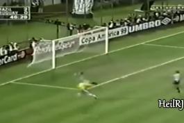 ✅ لذت تماشای ناب ترین فوتبال با مریخی; رونالدو لوییز نازاریو