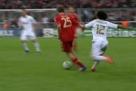 بایرن-رئال مادرید فصل2011/2012 بازی رفت