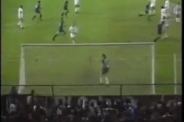 ✅رئال مادرید 5_1 اینتر 1986; نبرد ابرقهرمانان فوتبال در روز آتش بازی کرکس ها