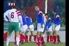 چه شد که تیم ملی فرانسه به جام جهانی1994 صعود نکرد؟ و ماجرای آن خروس..