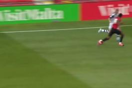 هایلایت ۹۰ ثانیه ای بازی دوستانه منچستر یونایتد و وست برمویچ