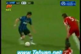 نوستالژی فینال لیگ قهرمانان ۲۰۱۰ اینتر بایرن(گزارش عادل فردوسی پور)