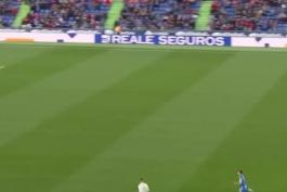 ضدحمله فوق العاده رئال بازی رفت لالیگا 2019/20 مقابل ختافه