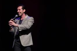 استنداپ کمدی مکس امینی / شوهر ایتالیایی