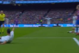 ۱۰ اشتباه فاحش داوری الکلاسیکو به ضرر رئال مادرید