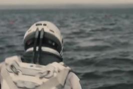 طراحی موسیقی متن این سکانس از فیلم Interstellar واقعا عجیبه
