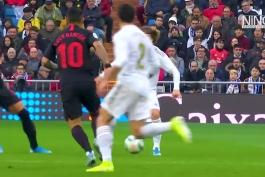 ویدیو   لحظات برتر رئال مادرید در لالیگا 20_2019