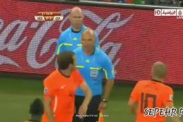 نوستالژی گل اینیستا در فینال جام جهانیHD (گزارش عادل فردوسی پور)🤩