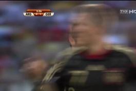 نوستالژی HD/آلمان آرژانتین جام جهانی 2010 (گزارش مزدک میرزایی)