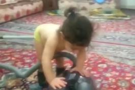 این ویدئو ثابت میکند که آرات، همان کوزت است !!!
