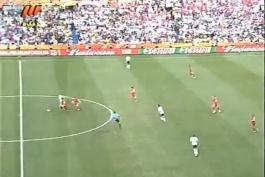 نوستالژی قرن/ آلمان انگلیس جام جهانی ۲۰۱۰(گزارش عادل فردوسی پور)🤩 + موزیک زیبای برنامه یک جهان یک جام