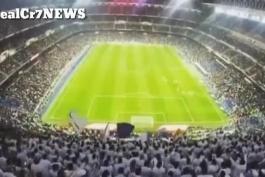 رئالیا این صدا رو تو استادیوم سانتیاگو برنابئو یادتونه؟ زمان زود میگذره❤️