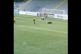 گل به خودی در فوتبال زنان هم، کلا تو یه سطح دیگست 😂😂