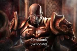 موسیقی بازی god of war 2 با معنی