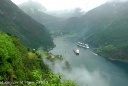 طبیعت نروژ،بهشت روی زمین!
