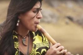 موزیک ویدیوی لئو روخاس (Leo Rojas - El Condor Pasa (Videoclip