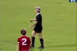 پنالتی عجیب گرفته شده برا یوونتوس در فینال لیگ قهرمانان ۱۹۸۵