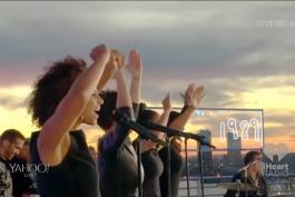 اجرای زنده آهنگ Welcome To New York از Taylor Swift