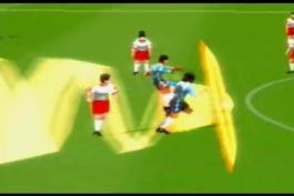 تخیلی ترین بازی فوتبال