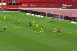 خلاصه بازی مایورکا 0-0 ویارئال (لالیگا اسپانیا 2021/22)