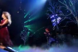 اجرای آهنگ Haunted توسط Taylor Swift در تور Speak Now