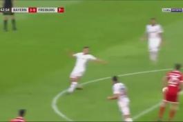 پیروزی 5-0 بایرن مونیخ مقابل فرایبورگ (14 اکتبر 2017)