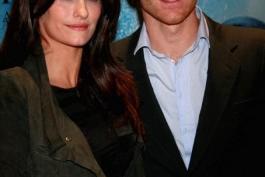 ژابی آلونسو و همسرش - Xabi Alonso with his wife Nagore Aramburu
