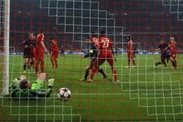 بایرن مونیخ 0 - 2 آرسنال؛ویدیو های بازی