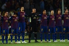 بهترین باشگاه های جهان در سال 2012؛ بارسلونا باز هم بهترین شد