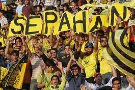 حاجصفی: با سپاهان به فوتبال ایران معرفی شدم