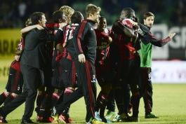 سری آ؛ میلان 2 - 1 سیه نا، صعود میلان به لیگ قهرمانان اروپا در دقایق پایانی