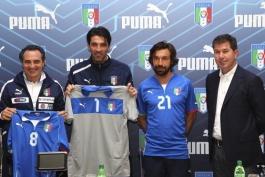اسامی 31 بازیکن دعوت شده به تیم ملی ایتالیا برای حضور در جام کنفدراسیون ها