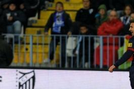 لالیگا؛ بارسلونا 3-1 مالاگا؛ رکوردشکنی بارسا پس از پایان نیم فصل!