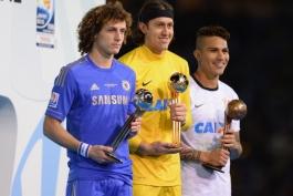 بهترین های مسابقات جام باشگاه های جهان (عکس)