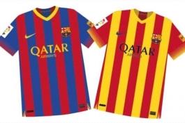 لباس های فصل آینده بارسلونا