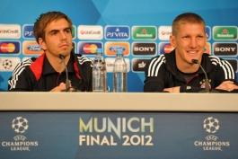 لام: دوست دارم در فینال لیگ قهرمانان با دورتموند روبرو شویم
