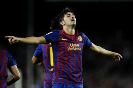 نیم نگاه سیتی به مهاجم ناراضی بارسلونا