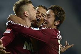 شروع هفته بیست و پنجم بوندس لیگا با پیروزی نورنبرگ