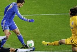کورینتیانس 1 - 0 چلسی : جامی دیگر از دست رفت!