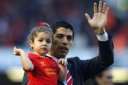 سوارز: نه گفتن به رئال مادرید سخت خواهد بود