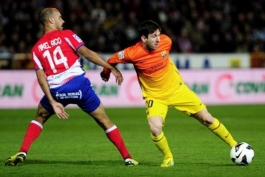 گرانادا 1 - 2 بارسلونا؛ ویدیو های بازی
