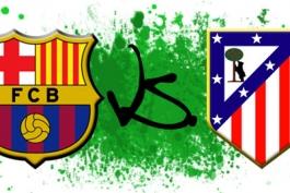 پیش بازی بارسلونا- اتلتیکو مادرید: جام پشت درهای نیوکمپ!
