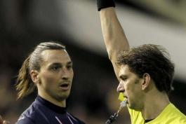 احتمال حضور زلاتان در بازی رفت مقابل بارسلونا