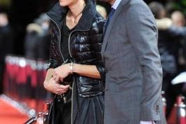 پپ گواردیولا همراه همسرش/عکس