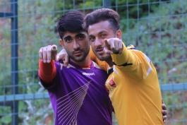 وضعیت مصدومیت دو بازیکن تیم فوتبال پرسپولیس