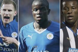 با پنج بازیکن برجسته نیم فصل اول لیگ برتر که توجه کمتری به آن ها شده است، آشنا شوید