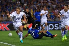 آلبرایتون: هدف لسترسیتی در دیدار برابر پورتو کسب سه امتیاز خواهد بود