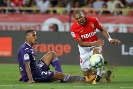 موناکو- تولوز- لیگ یک فرانسه